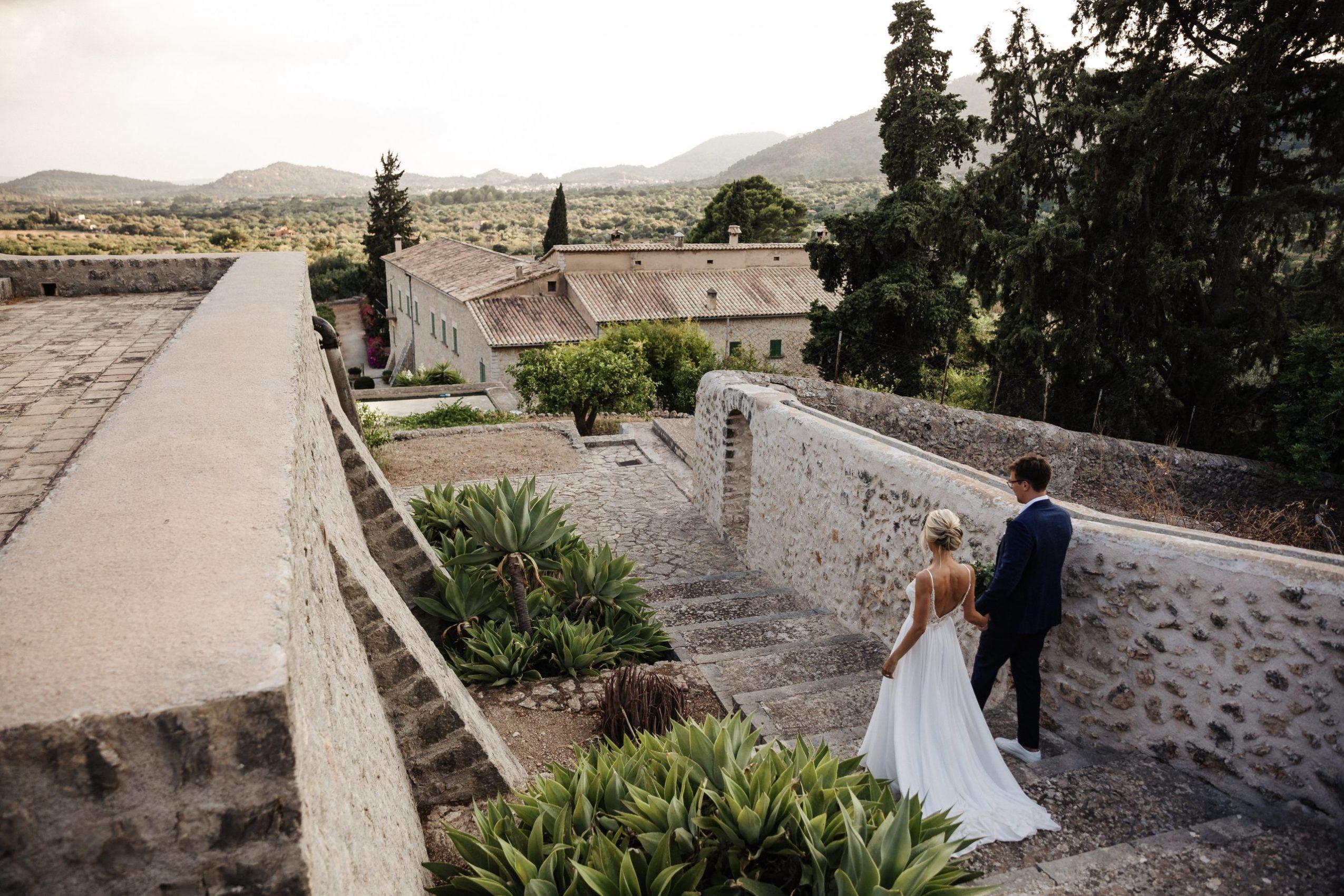 Mallorca Wedding Photographer Son Berga